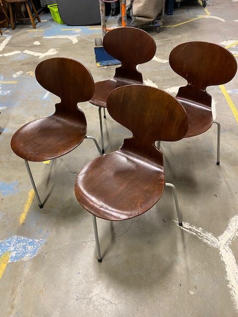 4 X Ant Chair Arne Jacobsen/Fritz Hansen
